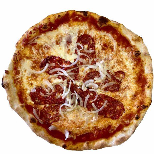 Pizza Tragafuego