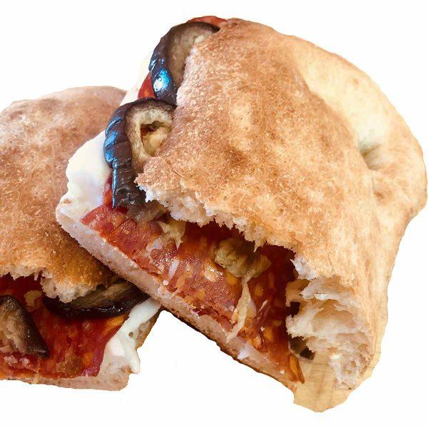 Bocadillo Chorizo Cortado