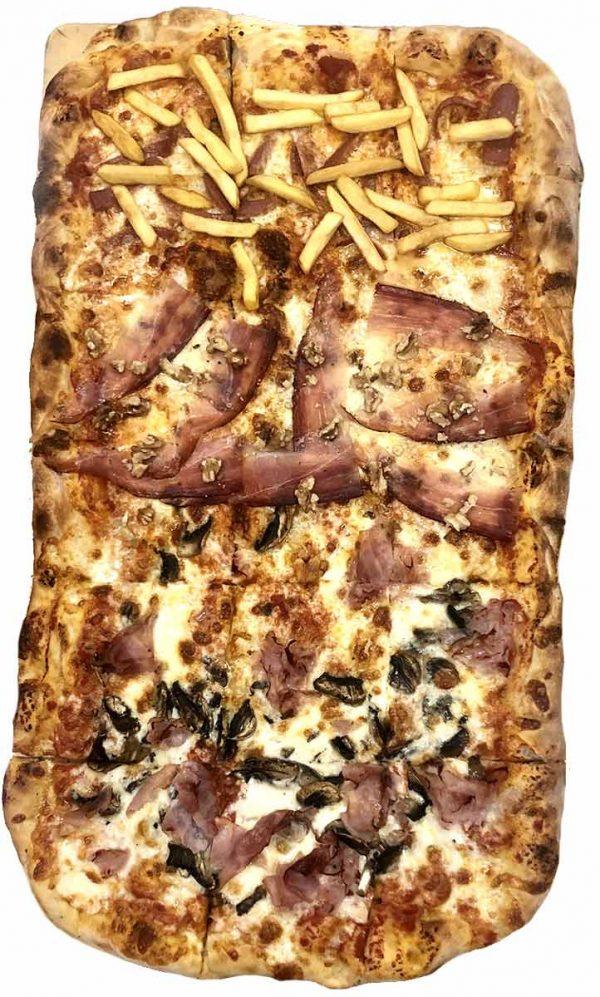 Familiare 3 pizze